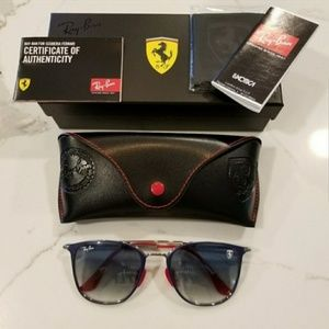 Ray-Ban Scuderia Ferrari Collection